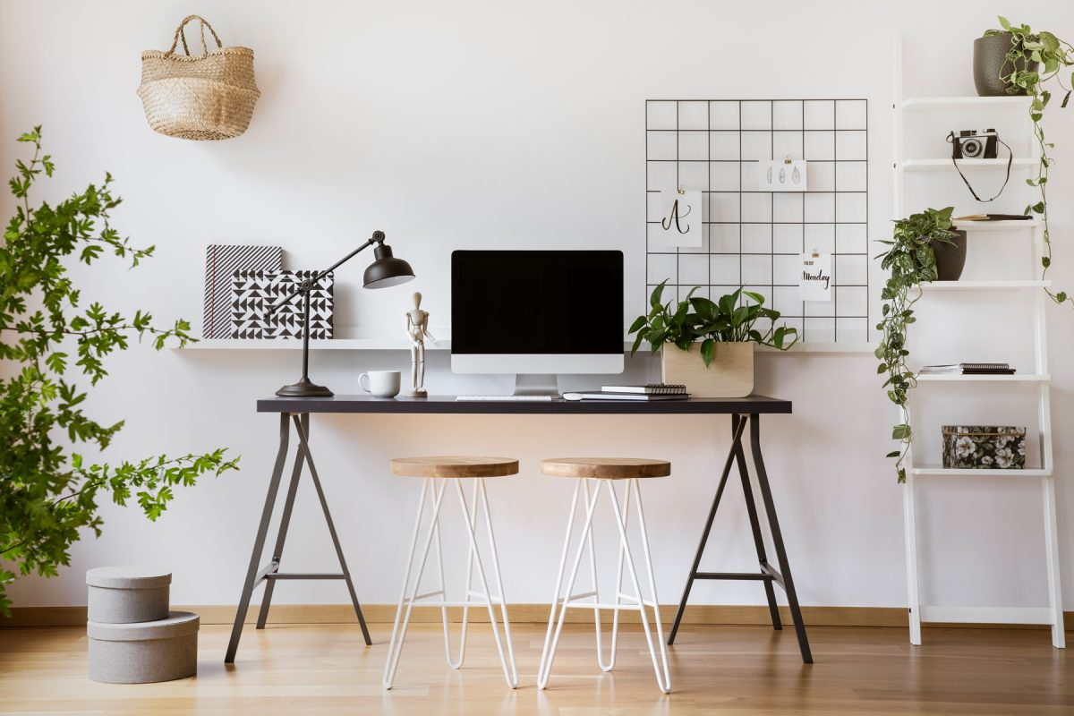 Personalize Your Home Office